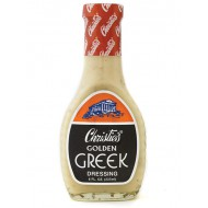 Christie's Golden Greek Dressing