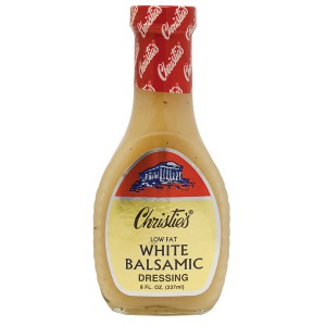 Christie's Low Fat White Balsamic