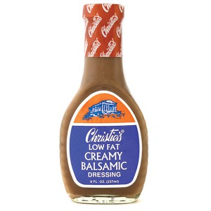 Christie's Low Fat Creamy Balsamic Vinaigrette